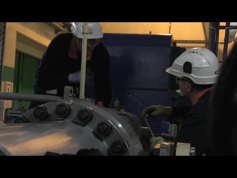 Les métiers de la maintenance : le nucléaire