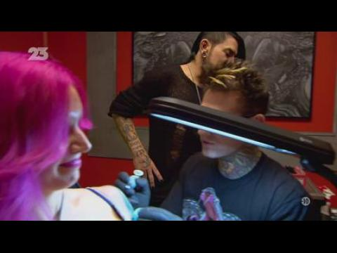 Ink Master, le meilleur tatoueur - S4E04 - replay VF
