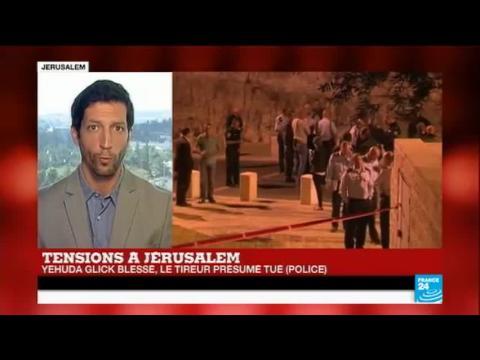 Jérusalem : la police tue un Palestinien qui avait tiré sur un militant de droite israélien
