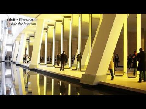 L'incroyable bâtiment de la Fondation Louis Vuitton