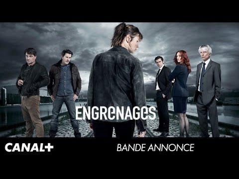 ENGRENAGES - Saison 5 - Bande annonce officielle CANAL+ [HD]