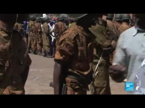 Deux militaires se disputent la tête de la transition au Burkina Faso