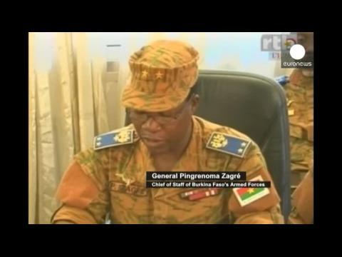 Burkina Faso : le lieutenant-colonel Isaac Zida va diriger la transition