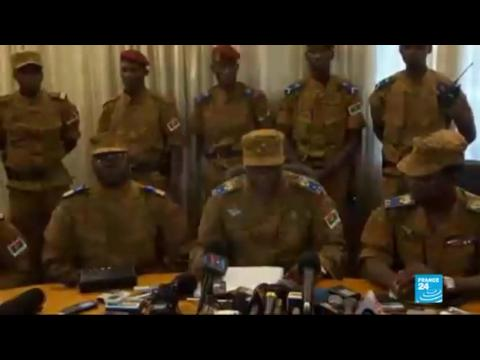 Burkina Faso : le lieutenant-colonel Zida désigné pour conduire la transition