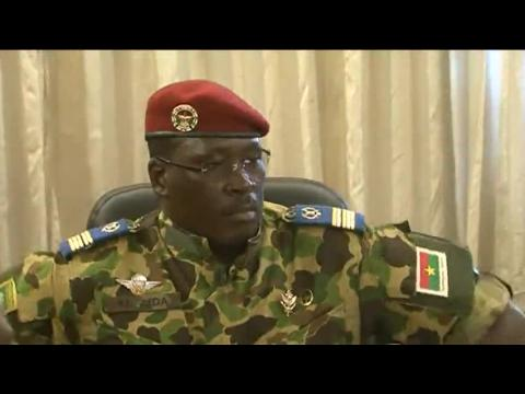 Burkina Faso: Zida choisi pour diriger la transition