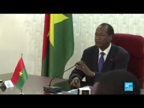 Grève générale au Burkina Faso à la veille d'un vote historique