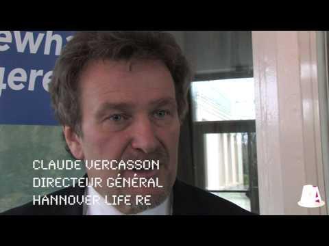 JT News Assurances : Claude Vercasson et la loi Lagarde sur l'assurance emprunteur