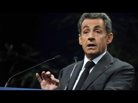 Sarkozy prône l'abrogation de la loi sur le mariage homosexuel