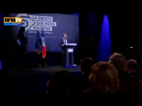 Sarkozy relance le débat sur le mariage pour tous et divise la droite