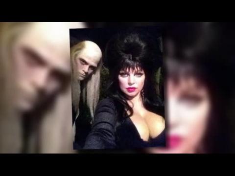Fergie et Josh Duhamel se déguisent pour Halloween