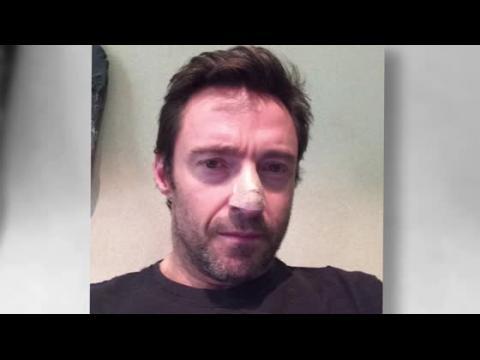 Hugh Jackman se fait enlever des cellules cancéreuses