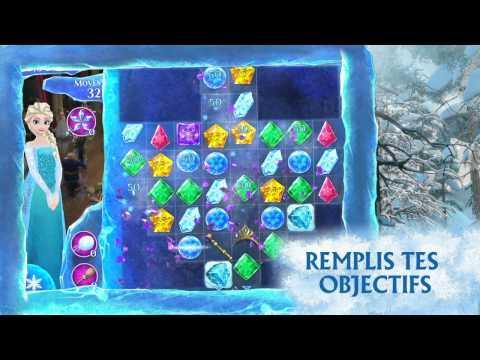 La reine des neiges tir glac application mobile - La reine des glace streaming ...