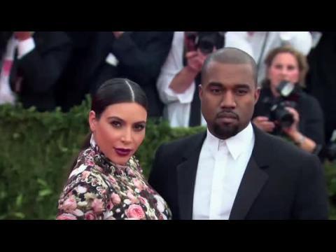 Kim Kardashian dit que Kanye West est l'homme le plus romantique et adorable
