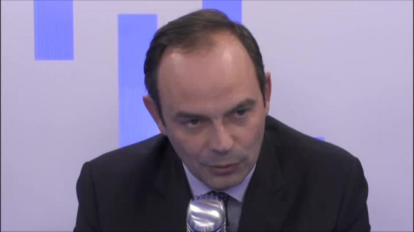 L'invité de la rédaction- Edouard Philippe