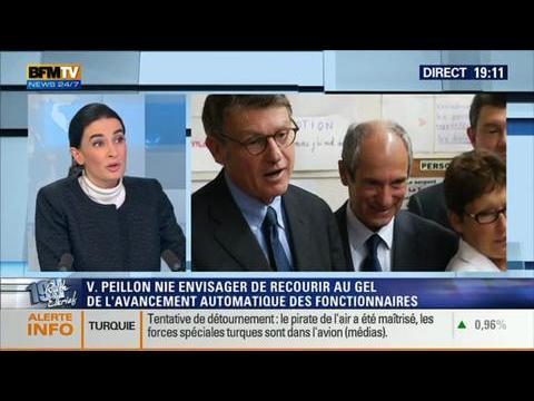 Agnès Verdier-Molinié: l'invitée de Ruth Elkrief - 07/02