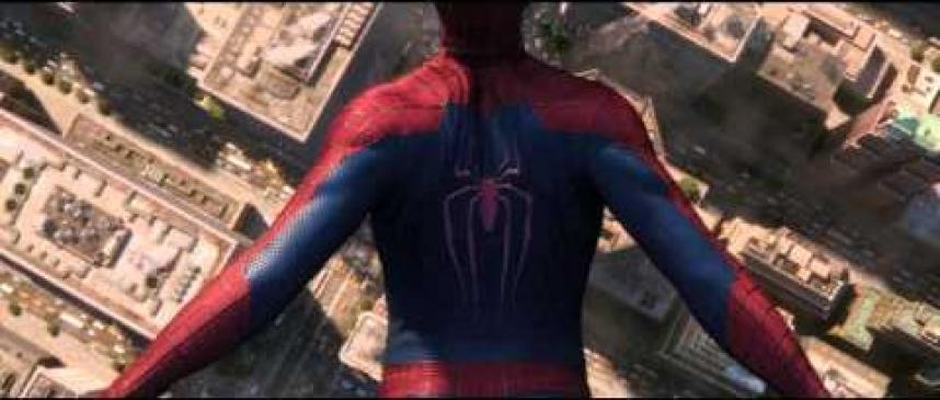 What The Amazing SpiderMan Could Learn From SpiderMan Den Of - Awesome video baby spiderman dancing