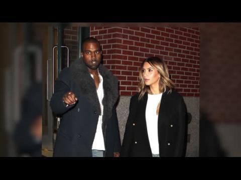 Pourquoi Kanye West a filmé sa demande en mariage à Kim Kardashian
