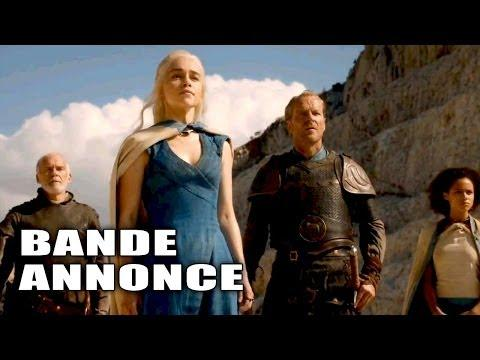 GAME OF THRONES Saison 4 Bande Annonce VOST