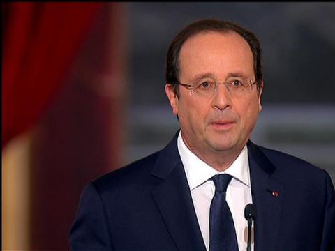 """Hollande: dans les pas de Blair ou de Jospin? -""""Sur les miens"""" - 14/01"""
