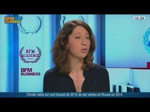 Tiwal VS Clopinette, dans la BFM Académie 2014 – 17/01 3/4