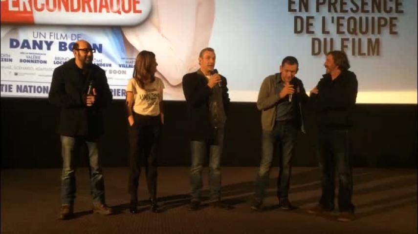 """Dany Boon """"superattendu"""" au cinéma pathé d'Evreux"""