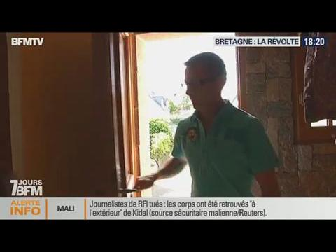 7 jours BFM: Bretagne: La révolte  - 02/10