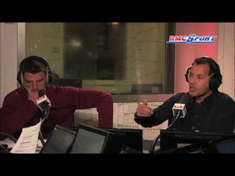 Vidéo : Luis, Benarbia et Coupet font leur compo pour PSG-Anderlecht - 05/11