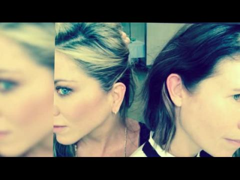 Jennifer Aniston a un nouveau piercing