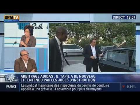 Hervé Témime: l'invité de Ruth Elkrief - 07/11