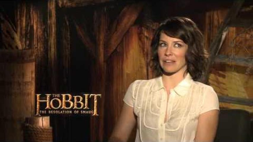 Evangeline Lilly The Lord Of The Rings