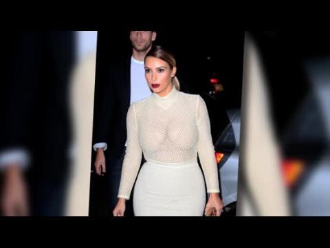 Kim Kardashian jouera dans le clip de Kanye West