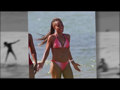 Jada Pinkett Smith est renversante en bikini