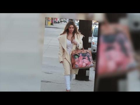 Kim Kardashian dévoile le cadeau que Kanye lui a offert