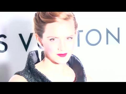 Emma Watson refuse des rôles pour étudier