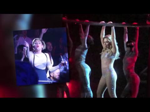 Britney Spears donne le coup d'envoi de ses concerts à Las Vegas