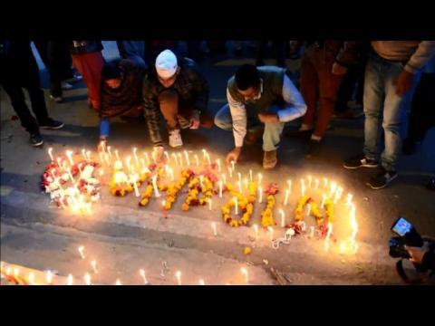L'Inde commémore la mort d'une jeune étudiante il y a un an