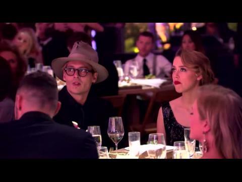 Amber Heard et Johnny Depp seraient fiancés