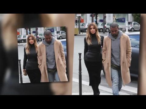 Kim Kardashian et Kanye West compteraient-ils se marier à Versailles ?