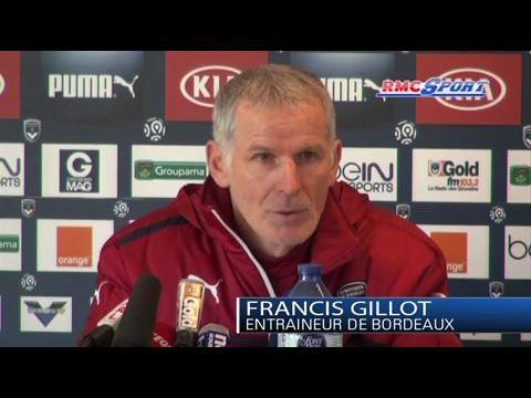 """Coupe de France / Gillot : """"On est dans le dur"""" 21/01"""