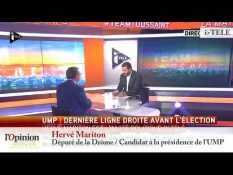 TextO' : Dernière ligne droite à l'UMP
