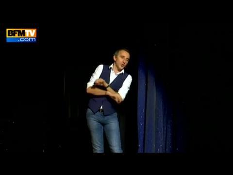 """Extrait du nouveau spectacle """"A partager"""" d'Elie Semoun"""