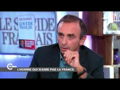 """Eric Zemmour sur France 5 : """"Je ne vous permets pas de parler ainsi de ma femme !"""""""