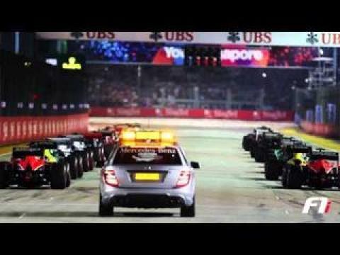 F1 - Grand Prix de Singapour - Débriefing des Français - Saison 2013 - F1i TV