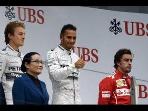 F1 - Grand Prix de Chine - Débriefing - Partie 1 - Saison 2014 - F1i TV