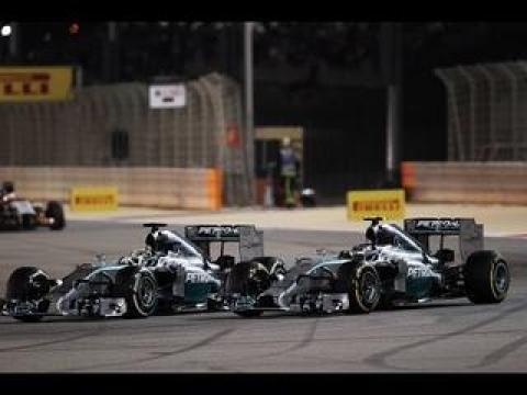 F1 - Grand Prix de Bahreïn - Débriefing - Partie 1 - Saison 2014 - F1i TV