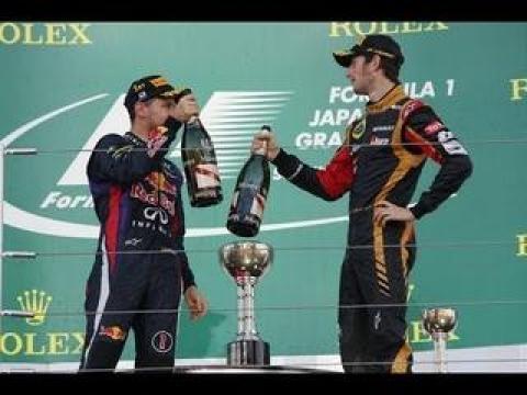 F1 - Grand Prix du Japon - Débriefing - Saison 2013 - F1i TV
