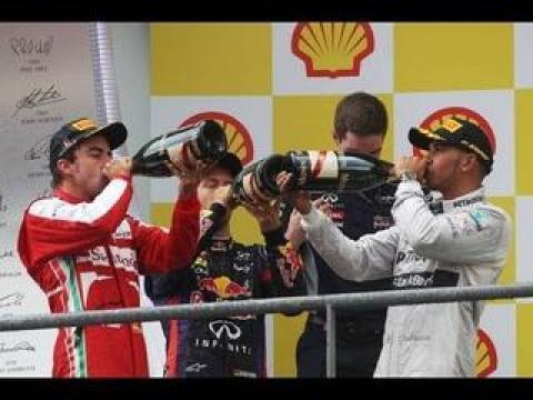F1 - Grand Prix de Belgique - Débriefing - Saison 2013 - F1i TV