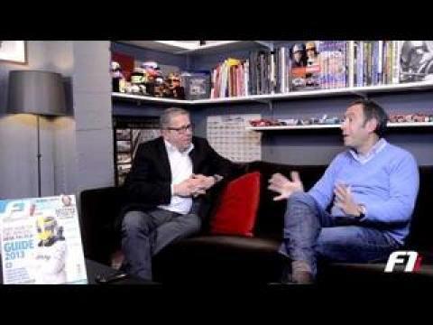 F1i TV : Saison 2013 de F1 - Caterham - Présentation