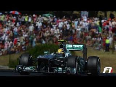 F1 - Mercedes - Bilan mi-saison 2013 - Hamilton & Rosberg - F1i TV