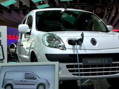 Les électriques de Renault pas plus chères que le Diesel !